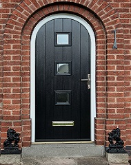 Composite Door Industry First from Lockwood Windows