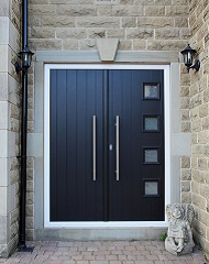 Bespoke French Composite Doors