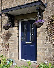 Are You 'On Trend' with Your Choice Of Front Door Colour?