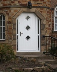 The 'Shape' of Things to Come - Bespoke Composite Doors