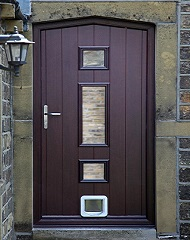 Can a Cat Flap be Fitted In a Composite Door?