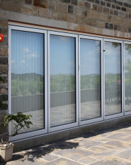 Secure patio doors from Composite Doors Yorkshire