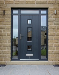 Composite Doors Yorkshire Goes National