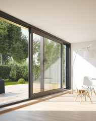 Sliding patio doors to invite Spring into your home