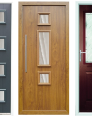 What's currently on trend here at Composite Doors Yorkshire?