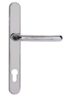 Lever handle - HC for composite door from Yorkshire Doors & Windows.