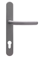 Lever handle - SI - for composite door from Yorkshire Doors & Windows.