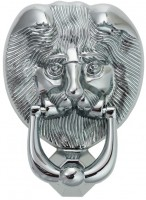 Door knocker - Lions Head HC