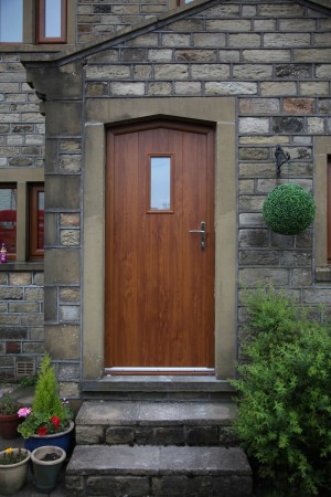... of his period home. Solution We were able to provide a bespoke Flint composite door in oak and shape both the door and frame to fit perfectly in the ... & Period Properties - A Composite Door Challenge