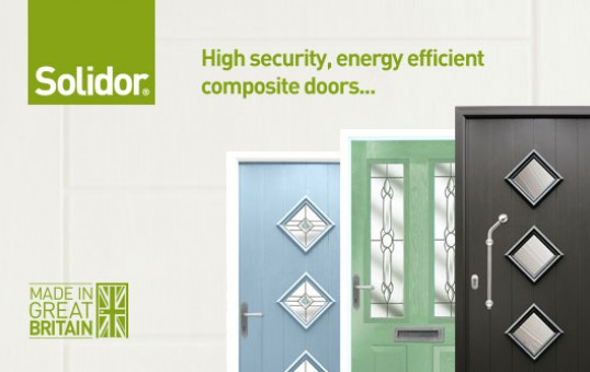 See the range of Solidor composite doors available at Composite Doors Yorkshire.