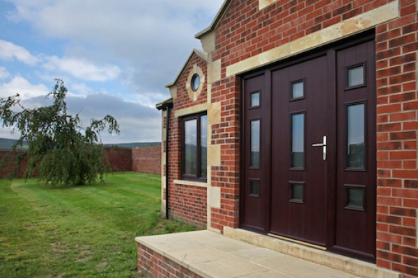 Yorkshire Doors & Windows can manufacture a composite door to fit any shape aperture.
