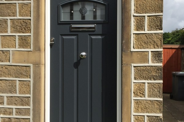The London composite door from Composite Doors Yorkshire.