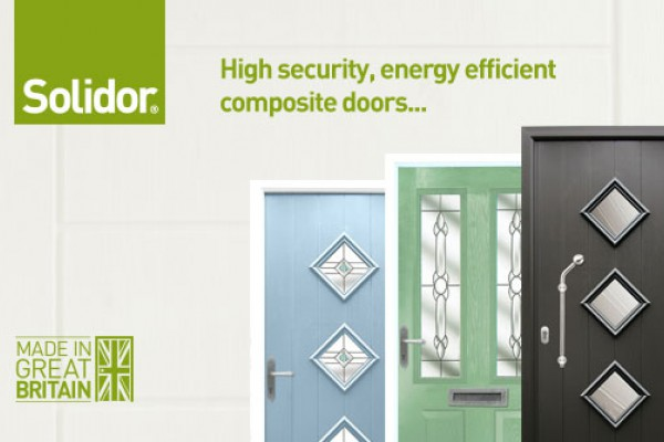 See images of fitted Solidor composite doors.