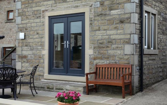 Composite French doors from Composite Doors Yorkshire