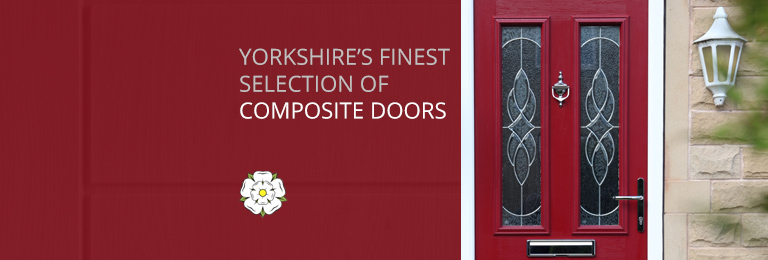 Yorkshire's finest selection of composite doors and windows.